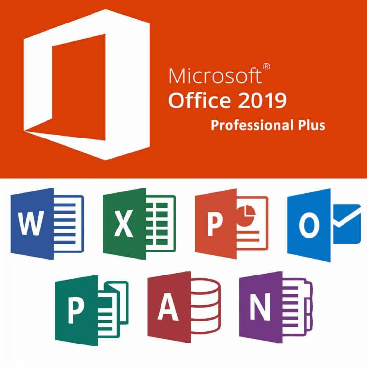 Microsoft Office 2019 Professional Plus - Product License ...
